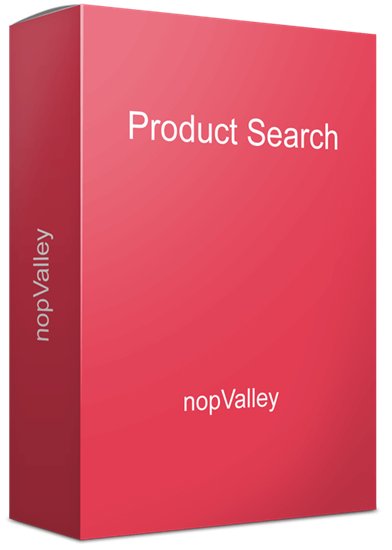 Picture of NopCommerce Product Search Plugin